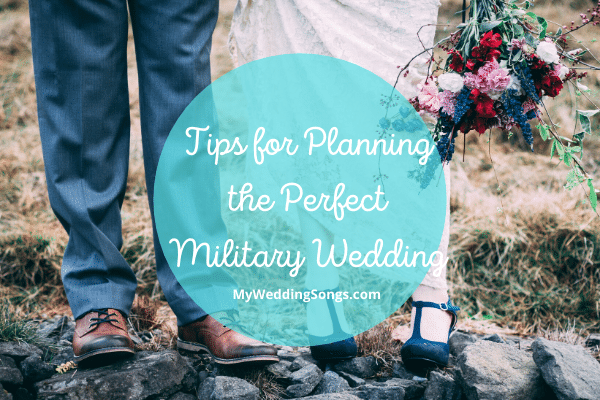 Planning Military Wedding