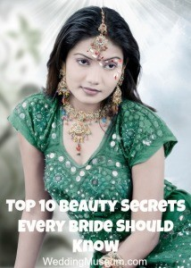 Bride Beauty Secrets