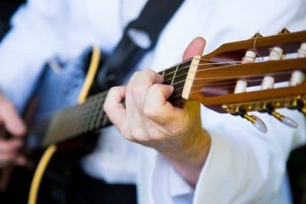 selecting your wedding musicians