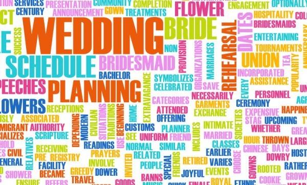 wedding planning shortcuts