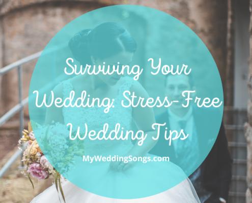 Stress-Free Wedding Tips