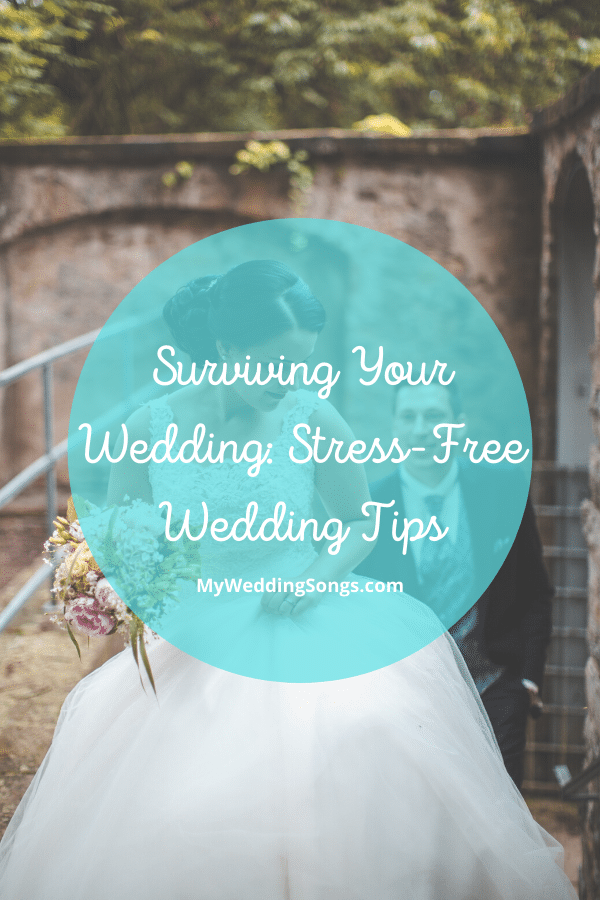 Stress-Free Wedding Tips