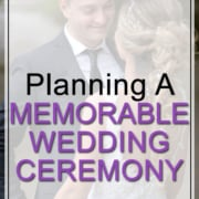 planning memorable wedding-ceremony