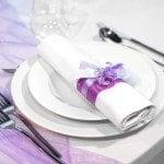wedding napkins