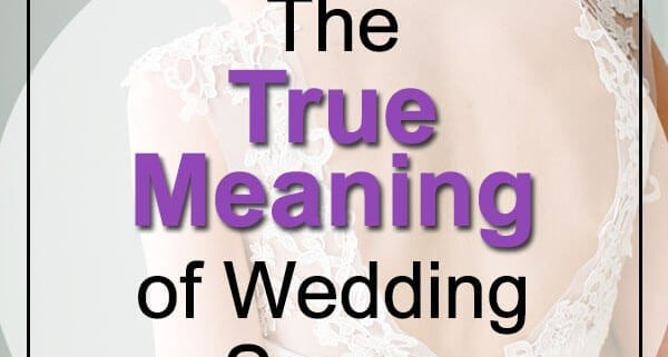 the true meaning of wedding songs