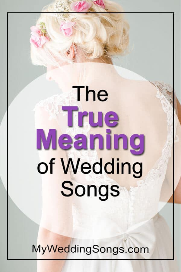what is the meaning of a wedding