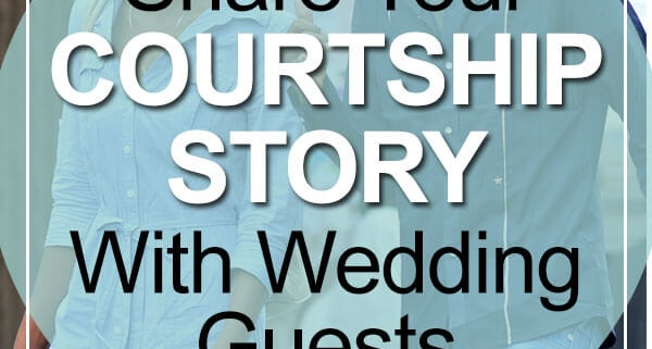 share courtship story
