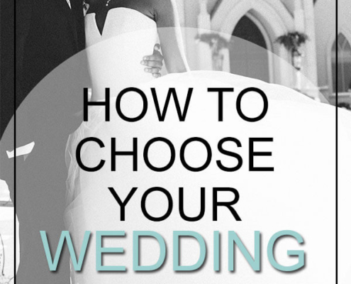 how to choose your wedding songs