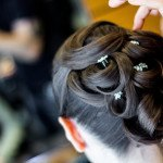 Bride's Hair-Do