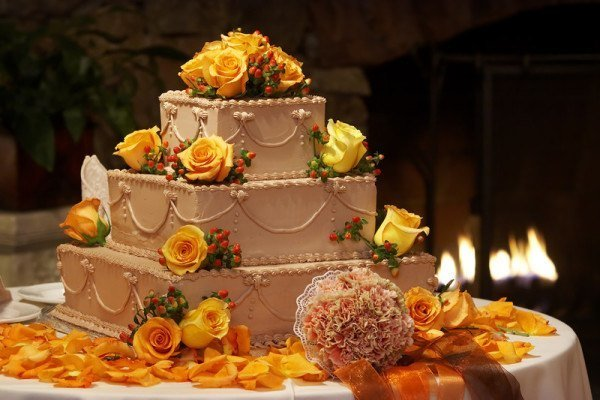 Choosing the Right Wedding Cake