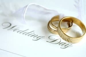 Selecting Wedding Rings