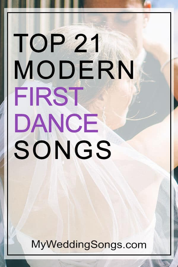 modern first dance songs