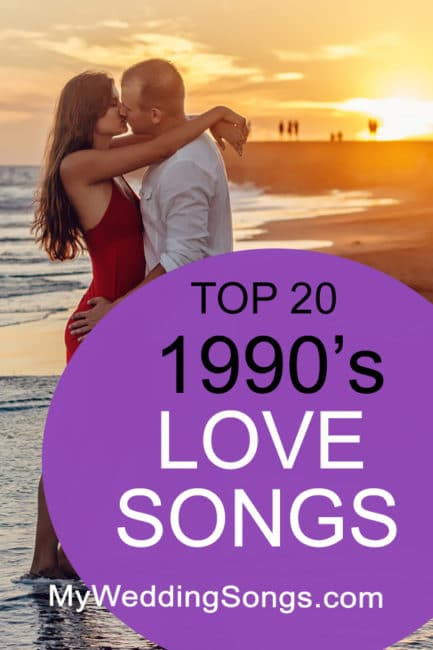 List of 1990s love songs