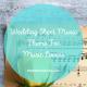 Wedding Sheet Music Theme