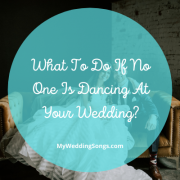 No One Is Dancing