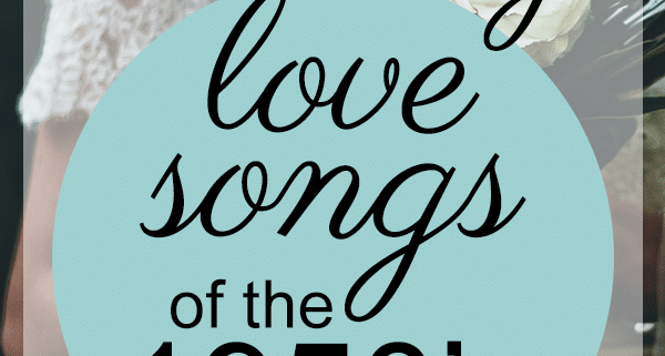 best wedding 50s love songs