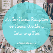 In-House Reception Ceremony