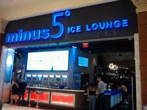 Minus 5 Bar Las Vegas