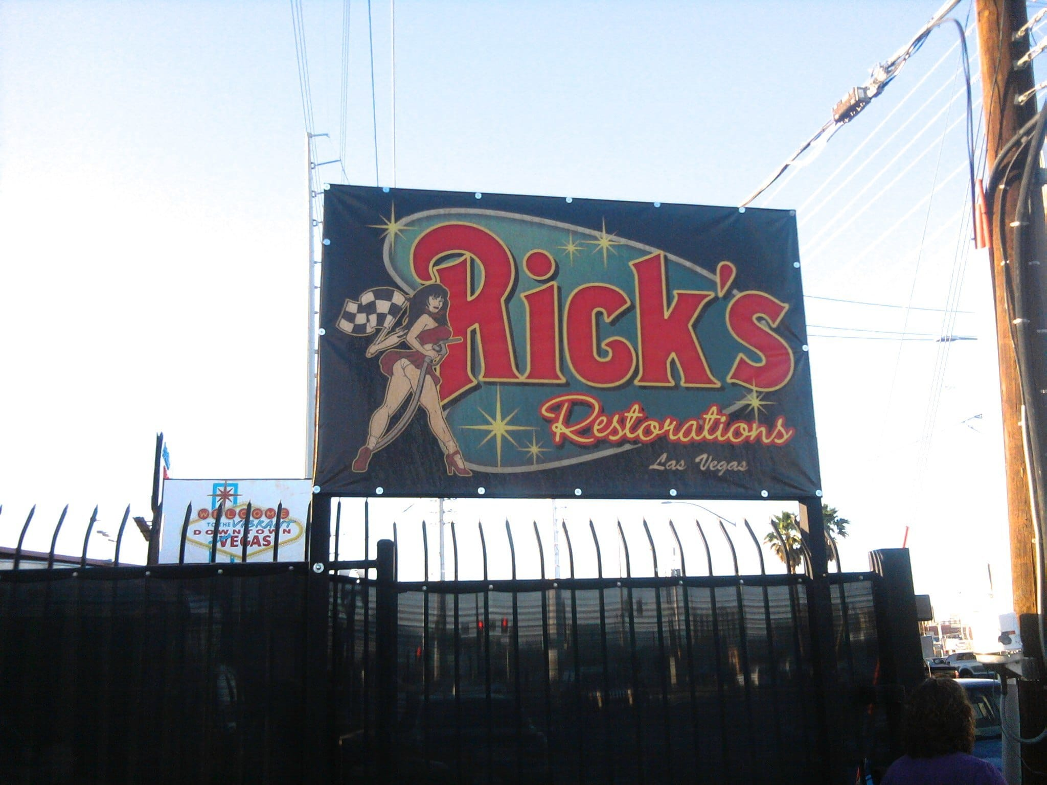 Rick's Restoration Las Vegas