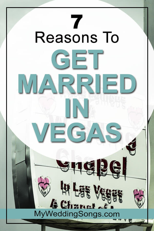 get married in Las Vegas