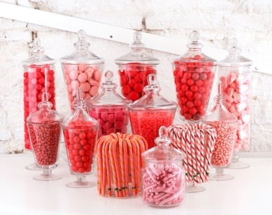 Candy Buffet Tables