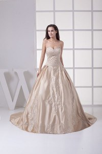 bride wedding dress 4