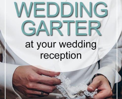 History of the Wedding Garter
