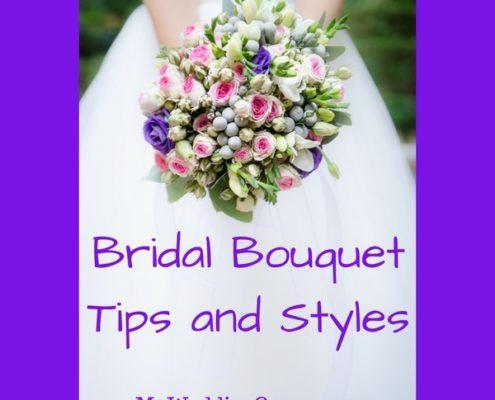 bridal bouquet tips