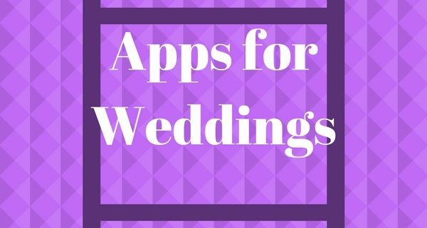 apps for weddings