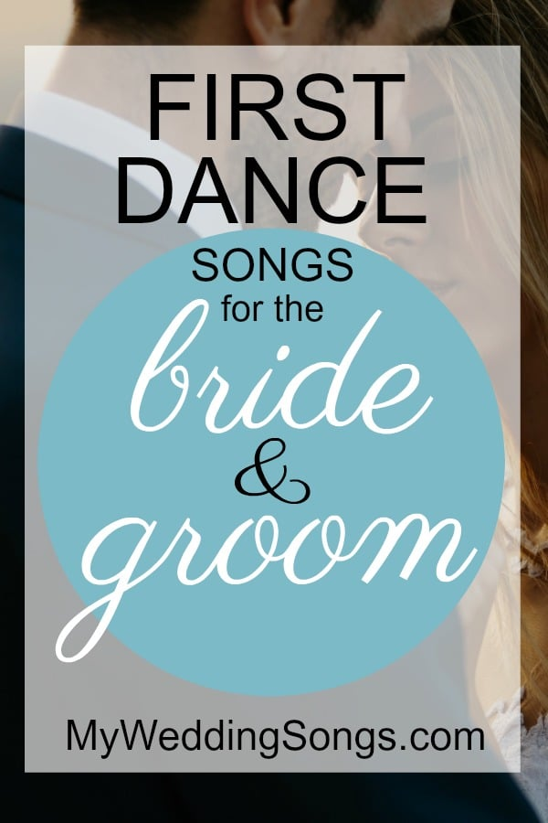 100 Best First Dance Songs Bride Groom 2018 My Wedding Songs