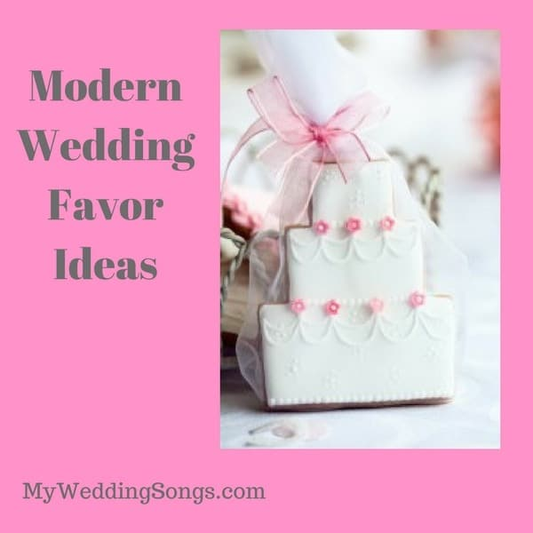 bride wedding favor ideas