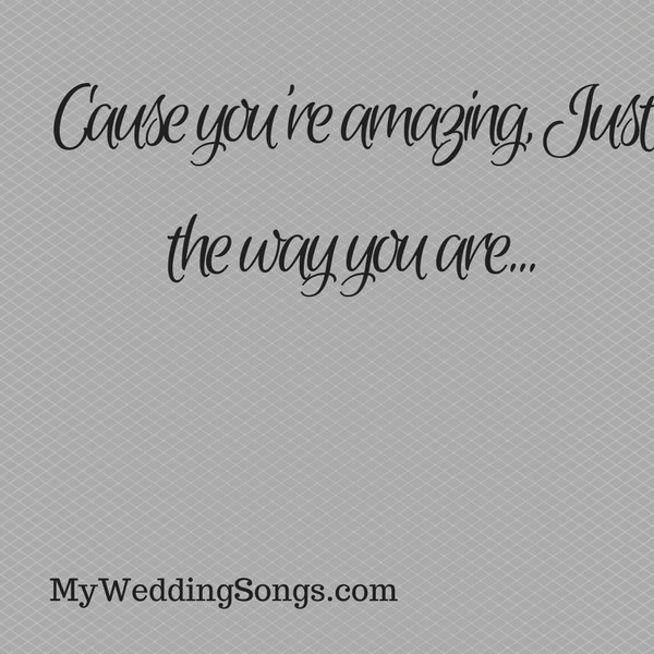 Just The Way You Are Song Quote by Bruno Mars New Song Quotes