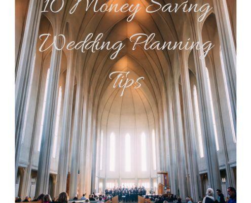money saving wedding planning tips