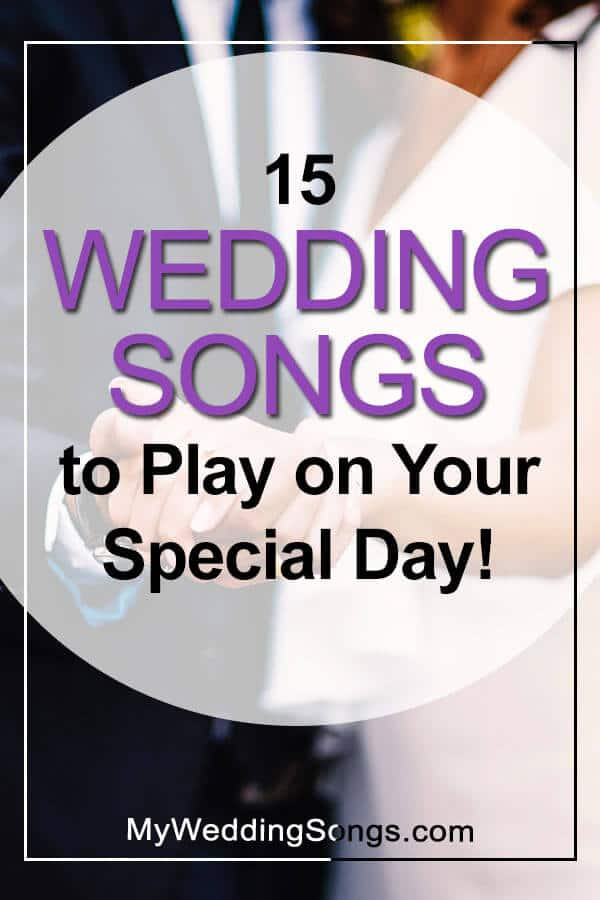 2014 wedding songs