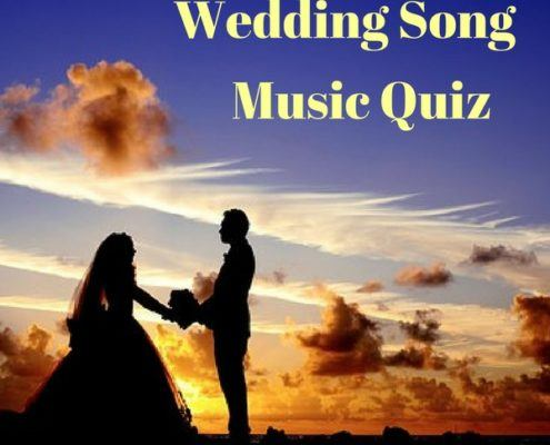 wedding song knowledge quiz