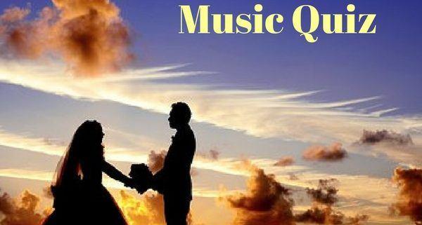 wedding song knowledge quiz