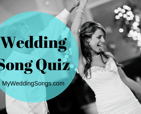 wedding song quiz