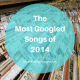 most googled songs of 2014