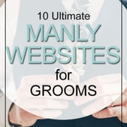 ultimate manly websites for grooms