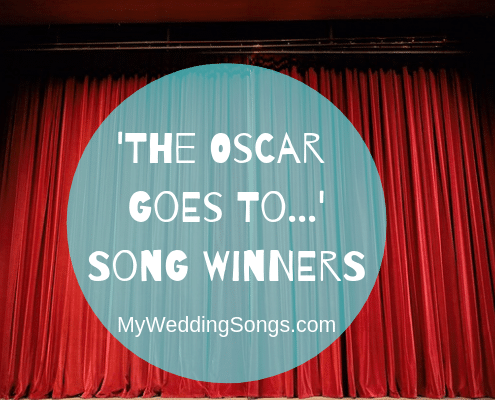 the oscars song winners