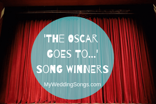 the oscar winning songs