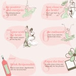 Perfect Ring Bridesmaid Battles Infographic