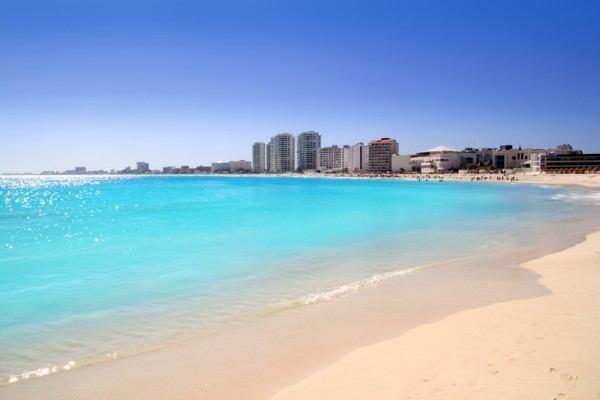Destinations for Bachelor Parties cancun