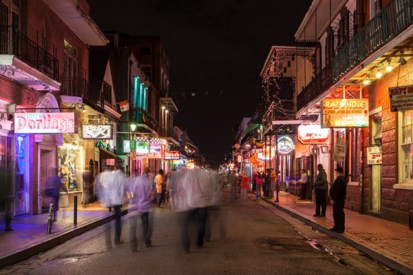 Destinations for Bachelor Parties New Orleans