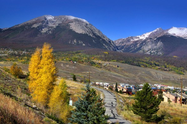 Destinations for Bachelor Parties Vail Colorado