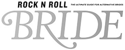 As Featured on Rock N Roll Bride