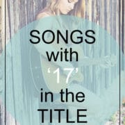 17 songs in the title
