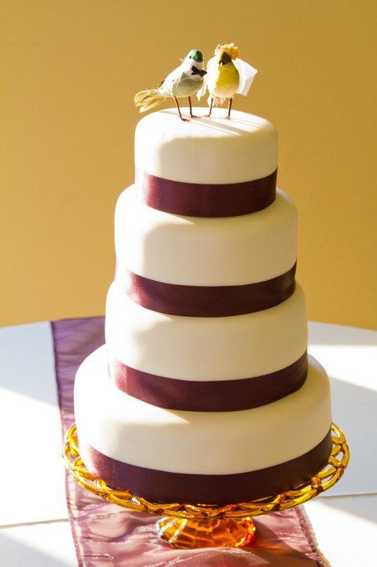 Cheap Wedding Cake Ideas