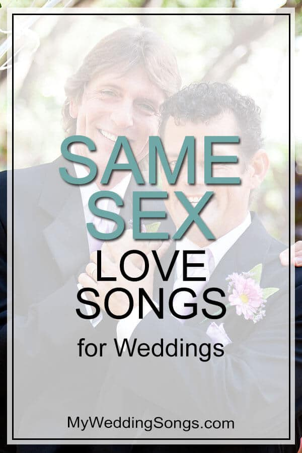 same-sex love songs