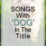 dog songs day
